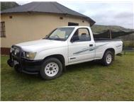 1 ton Toyota Bakkie for long term and short term contracts