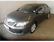 2012 Toyota Corolla 1.3 Advanced