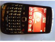 Second Hand B-Mobile BlackBerry Curve 9300 3G Cellphone in Cellphone & Telephone Western Cape