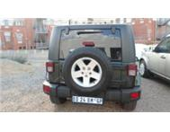 2011 Jeep Wrangler 2.8 CRD Unlimited
