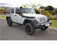 Jeep Wrangler Rubicon 3.8L Unlimited- 85 000kms