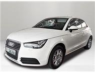2013 Audi A1 1.2T FSI Attraction