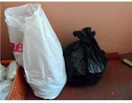 2 BIG BAGS OF GOOD CLEAN CLOTHES.