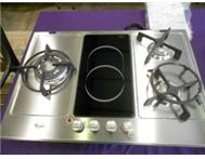 Whirlpool 3 Burner Gas hob
