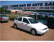2002 Volkswagen POLO 1.6i PLAYA MILLINIUM ONE OWNER IMMACULATE 95000KM