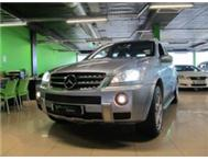 Merceds-Benz ML63 AMG