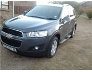 2011 chevrolet captiva 2.4lt face lift