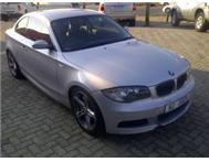 2009 BMW 1 Series 135i Coupe A/t