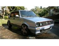 VW GOLF 1.8 SPORT 5SPD MANUAL WITH VELO DASH
