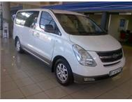 HYUNDAI H1 BUS 2.5CRDI WAGON GLS WHITE 2012 MODEL