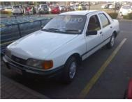 2 LITRE MANUAL FORD SAFIRE BOOKS 225000KM