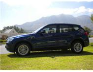DONFORD BMW: X3 xDrive 2.0i Automatic 2012