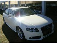 2008 AUDI A4 Sedan 2.0T FSI Multitronic Ambition
