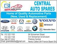 Used and replacement parts for all cars @ cheap price.