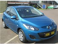 Drive and own a new Mazda 2 1.3 Active 5 dr Manual from R 1999 p