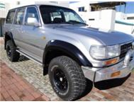 Landcruiser LHD 4.2L Diesel Turbo with SAC Intercooler