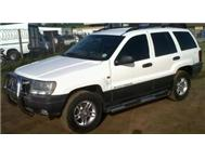 2003-Jeep Grand Cherokee Laredo R2...