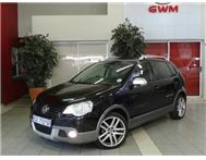 2009 VOLKSWAGEN POLO CROSS 1.9TDI