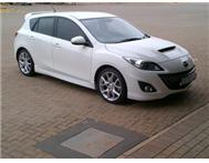 Mazda 3 MPS mag wheels