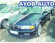 BMW 330i Auto. 2001. Full House A/...