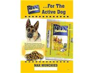 MAX MUNCHIES PREMIUM QUALITY FOODS