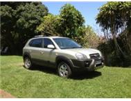 Hyundai Tucson 2007 2.0 GLS PRICED WELL BELOW TRADE VALUE