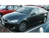 2006 Lexus IS250 SE for Sale