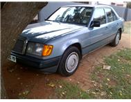 Mersedes-Benz For Sale R30 000. 1988 Model
