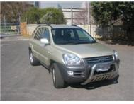KIA SPORTAGE 2008 2.0 16V Manual Central