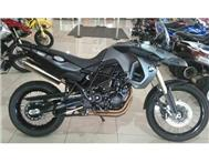2012 BMW F SERIES F 800 Gs Abs H/grips