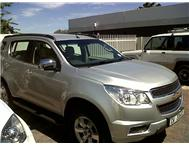 Chevrolet - Trailblazer 2.8 LTZ Auto