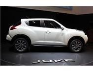 PROMO ON THE NISSAN JUKE!!!!!!!