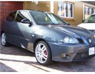 Seat Ibiza Cupra 1.9 TDI Sport for sale R 88500.00