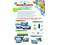 SIGNAGE PRINTING CORP GIFTS AND CLOTHING COMPANY FOR SALE