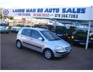 2005 Hyundai GETZ 1.5 CRDI ONE OWNER FSH IMMACULATE