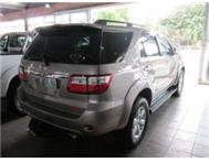 Toyota Fortuner 3.0 D4D For sale!!!
