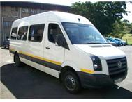 VW CRAFTER 23 SEATER BUS
