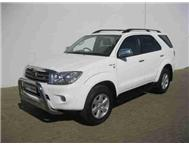 2010 TOYOTA FORTUNER 4.0 4x4 AT