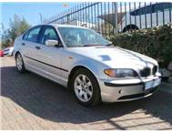 2004 BMW 3 SERIES 318i Man