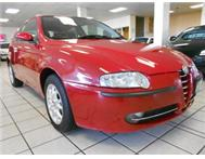 ALFA ROMEO 147 ( VERY LOW MILEAGE )