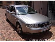 2004 AUDI A4 1.9Tdi manual station wagon