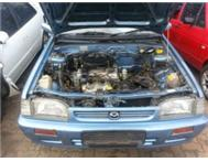 FORD LASER TRACER STRIPPING FOR SPARES