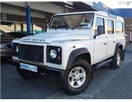 2010 Land Rover Defender Puma 110 Multi-Purpose Base