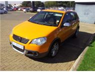 2009 Volkswagen Polo Cross 1.6