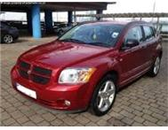 2009 Dodge Caliber 2.0 Crd Sxt With Sunroof