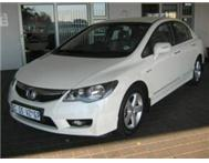 2011 Honda Civic 1.8 Vxi A/t