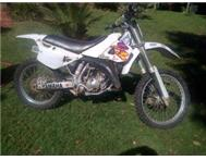 Yz 125 to swop for cbr 125/150