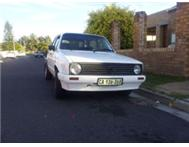 Golf mark 1 for sale... Low km.