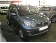 2011 DAIHATSU TERIOS 1.5 AWD MANUAL TRANSMISSION