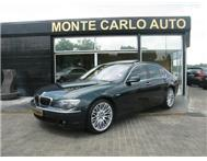 2005 BMW 7 SERIES 740i - Very Low Km